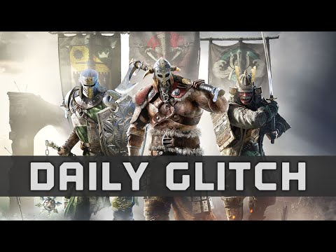 For Honor Details & Metal Gear Survive- The Daily Glitch