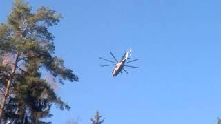 Самый большой вертолёт в Мире!