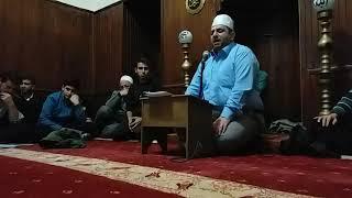 Bir katre iken Bahr-i Bî-Pâyân olur ALLAH diyen. Okuyan Aziz Hardal