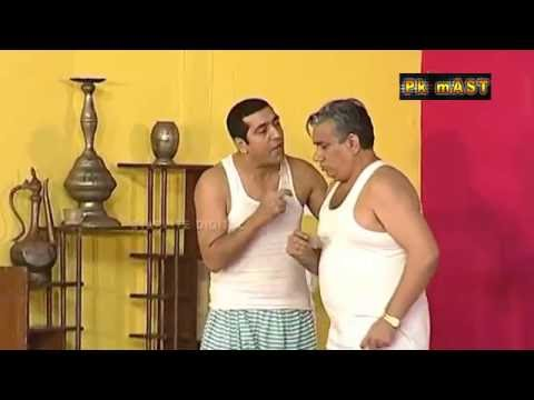 Best Of Nasir Chinyoti, Zafri Khan and Sardar Kamal New Pakistani Punjabi Stage Drama Clip