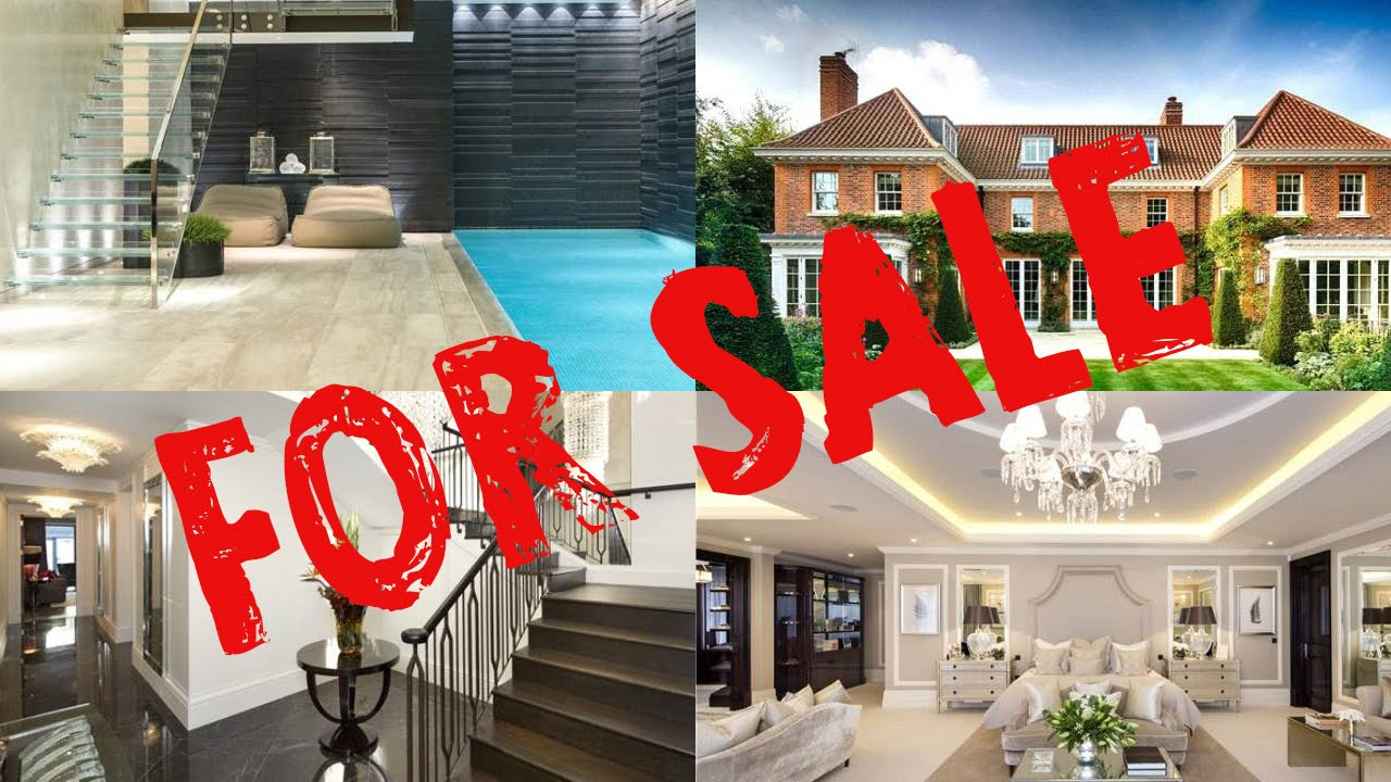 The Most Expensive Properties For Sale In London Right Now
