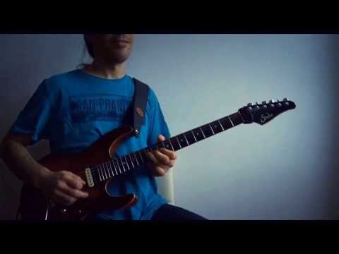 Tunisian Metal Guitar Solo (Arabic/Egyptian)