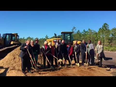 Groundbreaking for First Step Shelter