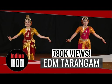 EDM Tarangam: Kuchipudi Dance | Best of Indian Classical Dance
