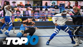 Top 10 Friday Night SmackDown moments: WWE Top 10, April 30, 2021