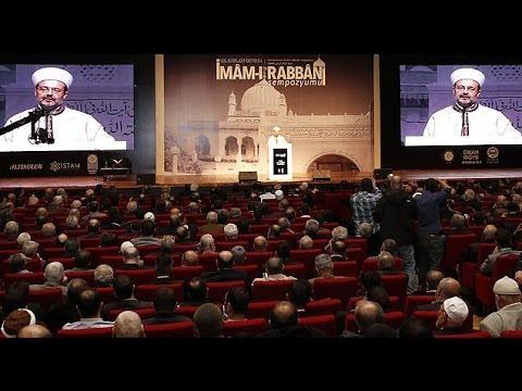 """Mehmet Görmez-Diyanet) """"İmam-ı Rabbani mektuplarla geleceği inşa ..."""