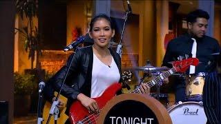 Keren!! Anindya Main Bass, Vincent Gak Mau Kalah MP3
