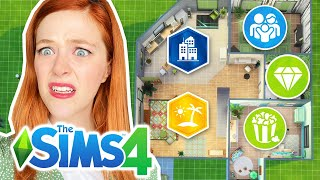 Trying The Sims 4 But Every Room Is A Different Pack Challenge | Part 3