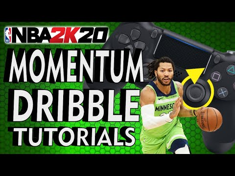 NBA 2K20 | HOW TO MOMENTUM DRIBBLE | BEST DRIBBLING COMBOS! | WITH CONTROLLER GUIDE|