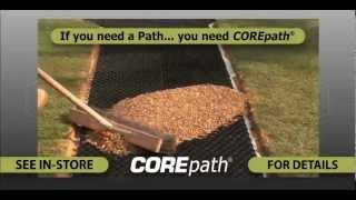 COREpath - Self install the perfect gravel pathway
