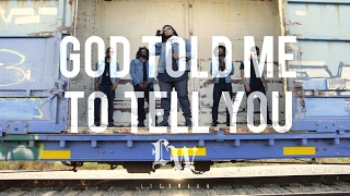 LUKEWARM - God Told Me To Tell You