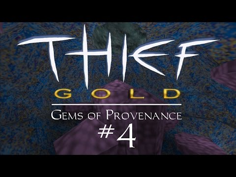 Let's Play Thief Gold: Gems of Provenance - FM / Fan Mission Gameplay - 4 - Cratesie