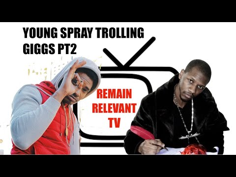 PT 2 GIGGS TROLLED BY BIG BAD SPRAY YET AGIAN... THE SAGA CONTINUES.
