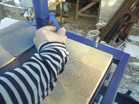 Печка для приготовления лаваша видео фото 29-447