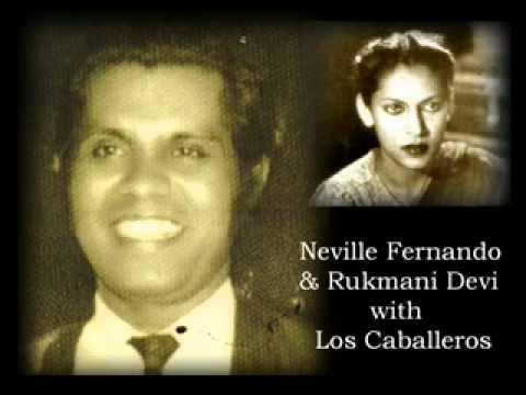 Neville Fernando & Rukmani Devi Sandak Nage Sandak Gile