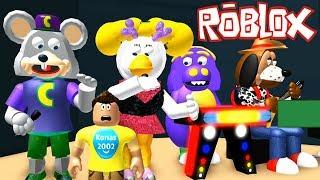 Roblox Escape Chuck E Cheese Obby !    Roblox Gameplay    Konas2002