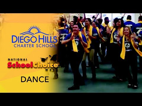 Diego Hills Charter School - NSCW 2015 Dance (Lyrics in Description)