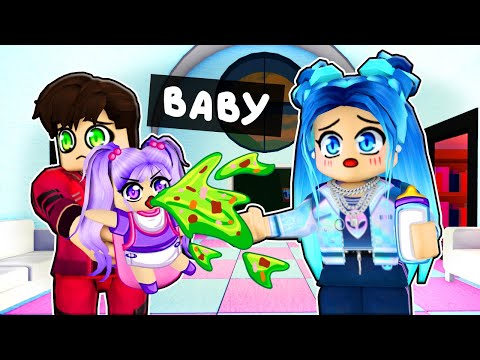 ROBLOX BABY DAYCARE...