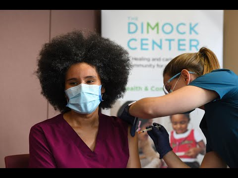 Blue Cross Blue Shield of Massachusetts Partners with The Dimock Center on COVID-19 Vaccination Video