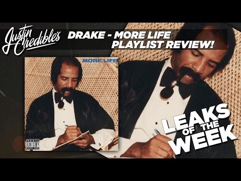 Drake 'More Life' Playlist Review