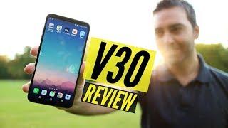 RECENSIONE LG V30: è lo smartphone 2017 da battere?