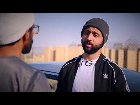مشهد احمد السقا وتامر حسني من مسلسل ولد الغلابة على طريقة عمر شرقي وكريم كامي
