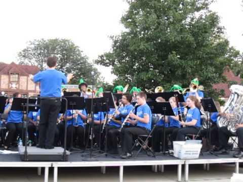 Merit School of Music Summer Wind Ensemble- The Walking Frog