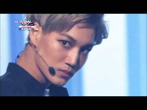 3rd Week of August & EXO - Growl (2013.08.16) [Music Bank K-Chart]