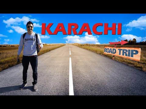 Karachi Street View with GoPro 7 | Karachi Amazing Road Trip