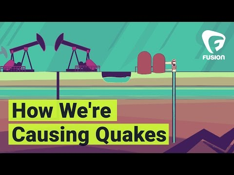 Here's the Real Cause of Terrifying Human-Made Earthquakes