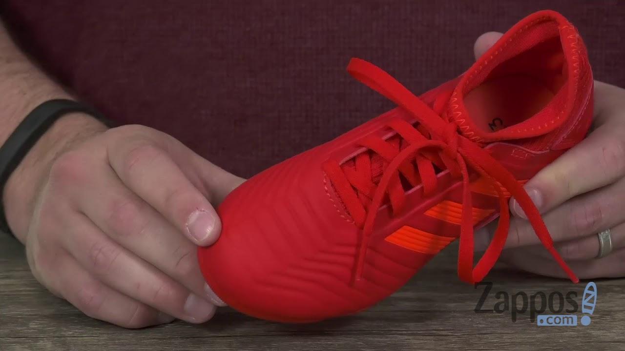 adidas Kids Predator 19.3 FG Soccer (Little Kid/Big Kid) SKU: 9124319