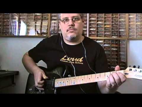 GP Brasil #237 - Country Rock - Power Chords e Banjo Rolls - YouTube