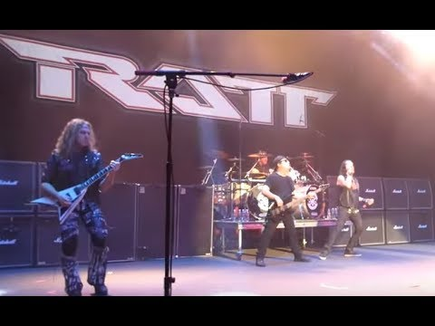 RATT's new lineup played its 2nd show July 13 at the OC Fair in Costa Mesa, CA
