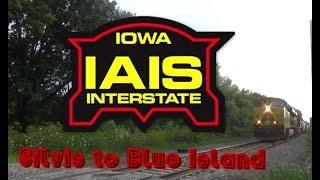 Video Iowa Interstate Railroad Documentary - Silvis to Blue Island download MP3, 3GP, MP4, WEBM, AVI, FLV November 2017
