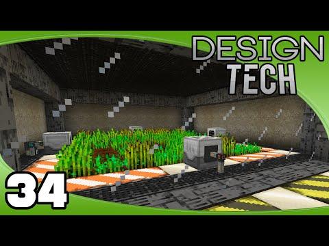 DesignTech - Ep. 34: Industrial Wheat Farm!