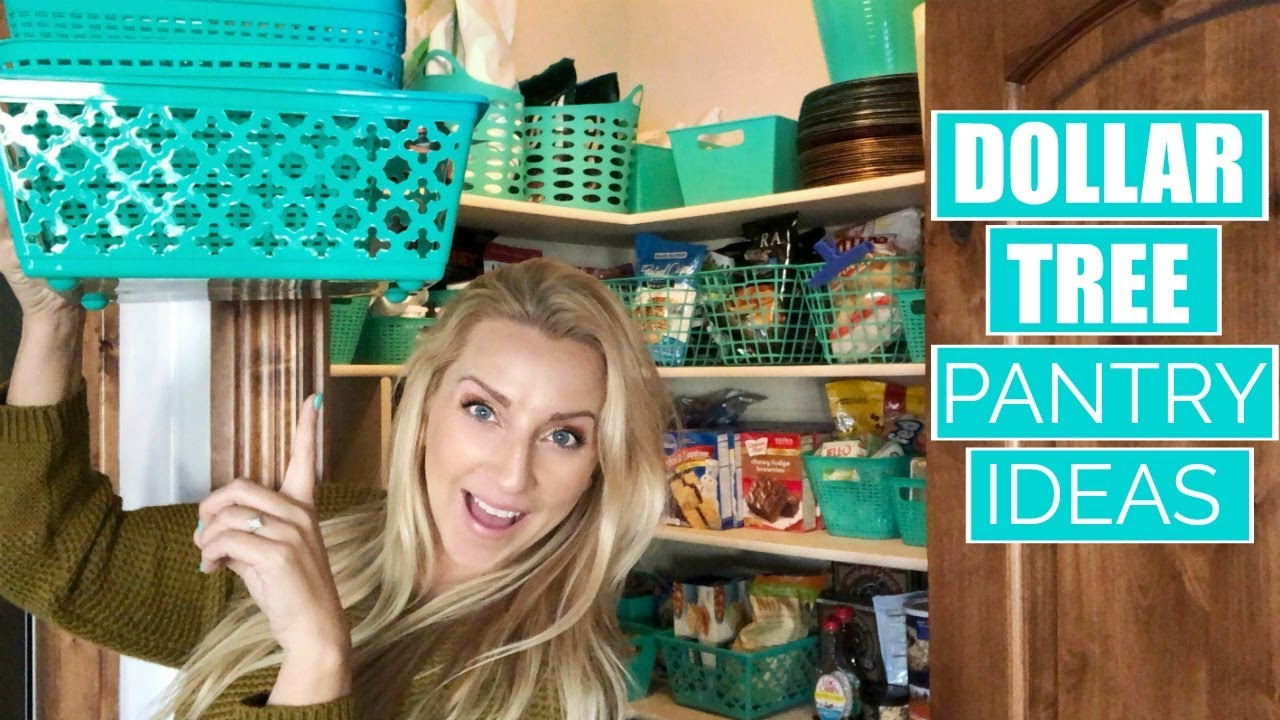 dollar store pantry organization dollar tree pantry organization ideas 10805
