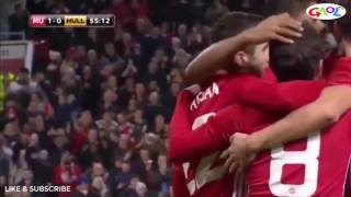 Manchester United vs Hull City 2 0 Extended Highlights and Goals 10 01 2017 | GAOL TV