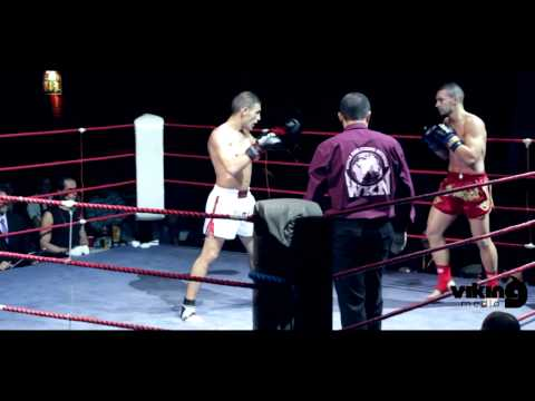 "Daniel ""The Jet"" Zahra vs Jose ""Bogas"" De Oliveira, Malta, 7 December 2011"