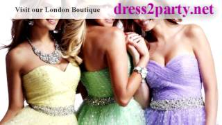 Prom Dress Collection SHERRI HILL in London UK
