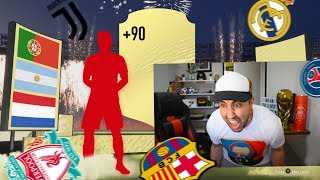 El MEJOR JUGADOR del MUNDO in a PACK OPENING!!! FIFA 20