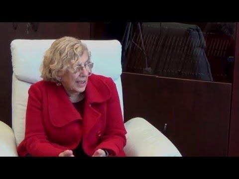 """Manuela Carmena: """"Cuando un político miente, se nota"""""""