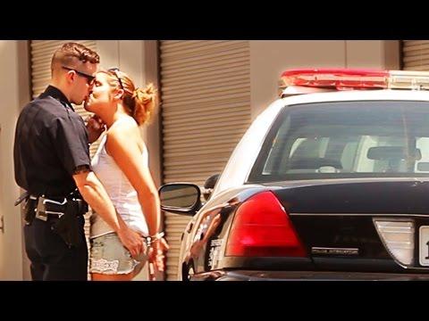Arresting People Prank