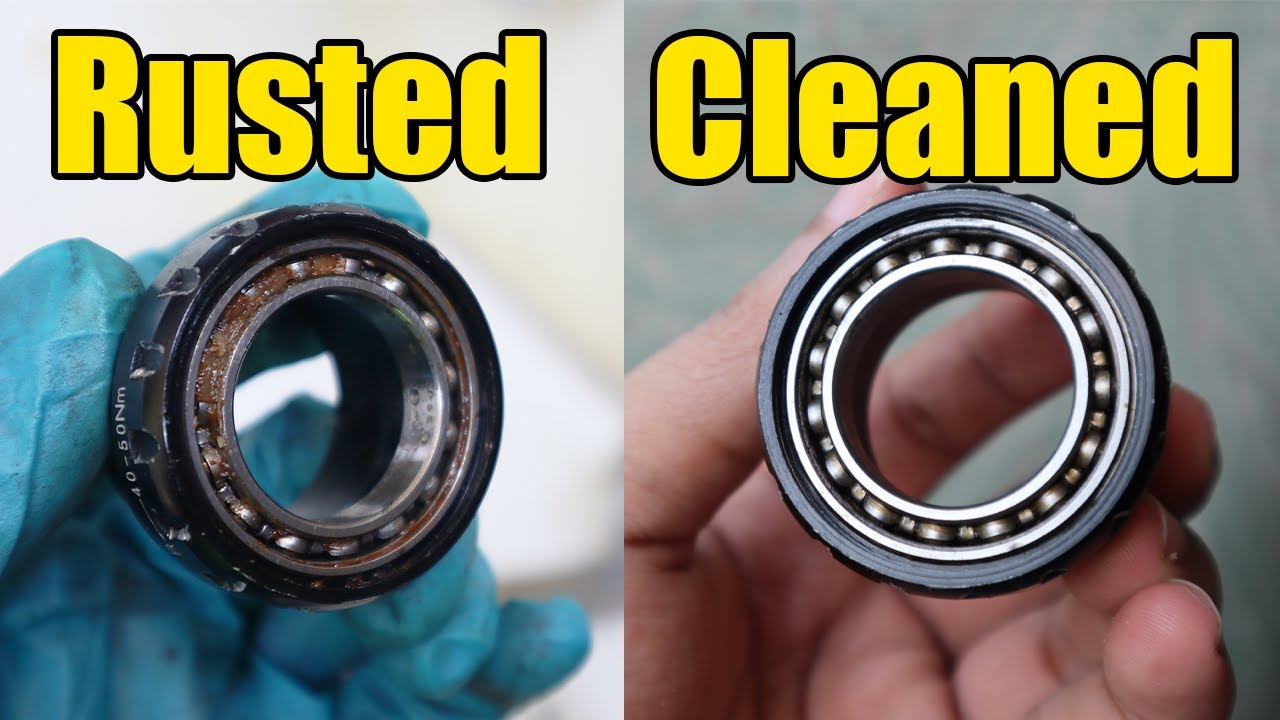 How to: Hollow Tech Bottom Bracket Service MTB | Easy Service at Home | Cycle Rider Roy
