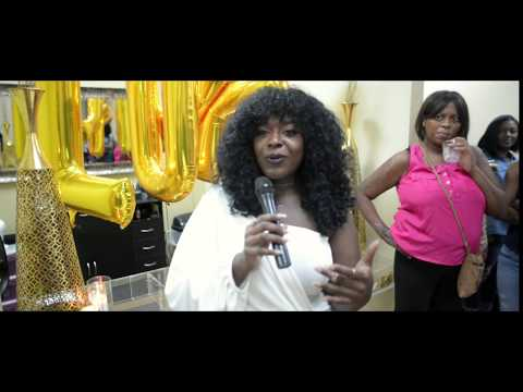 Luxe the Salon Grand Opening