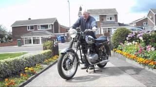 1969 bsa 650 thunderbolt x bikes online ref gw1