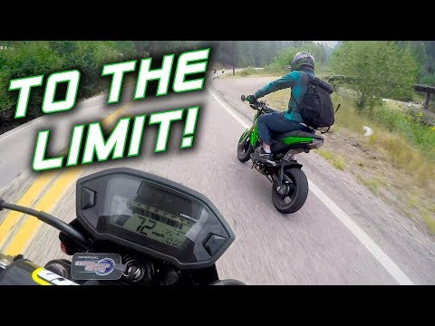 The Little Grom That Could | 125cc Road Trip!