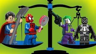 12 подвигов супергероев. Подвиг №12. Лего мультики для детей. Мультфильмы 2017. Новинка