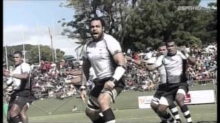 """New Fijian war dance the """"bole"""""""