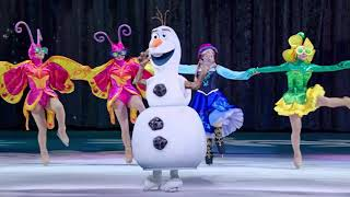 Disney sur glace au Centre Vidéotron