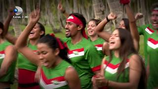 Exatlon Romania (13.09.2018) - Meciul pentru revansa! Romania vs Mexic!